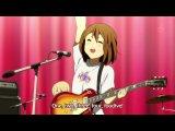 [K-On!] концерт с анг. субтитрами^^